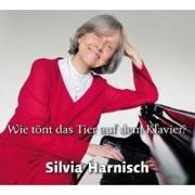 Cover-Bild zu Wie tönt das Tier auf dem Klavier von Harnisch, Silvia