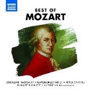 Cover-Bild zu Best of Mozart von Mozart, Wolfgang Amadeus (Komponist)