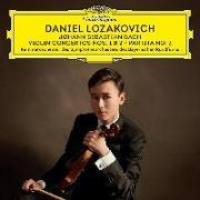 Cover-Bild zu Johann Sebastian Bach von Lozakovich, Daniel