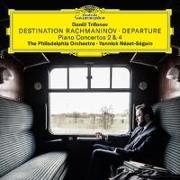 Cover-Bild zu Destination Rachmaninov: Departure von Trifonov, Daniil