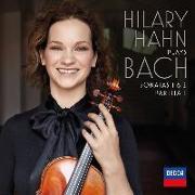 Cover-Bild zu Hilary Hahn Plays Bach: Sonatas 1 & 2, Partita 1 von Hahn, Hilary