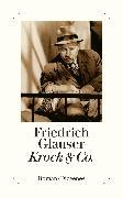 Cover-Bild zu Glauser, Friedrich: Krock & Co