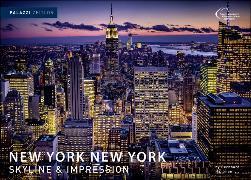 Cover-Bild zu NEW YORK NEW YORK Zeitlos