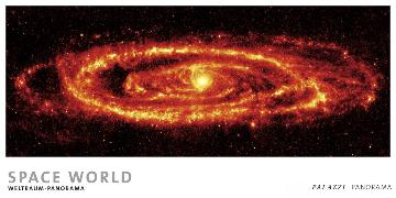 Cover-Bild zu SPACE WORLD