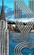 Cover-Bild zu Iconic Chrysler Building New York City Sir Michael Huhn Artist Drawing Journal von Huhn, Michael