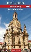 Cover-Bild zu Dresden in een dag. 1:10'000 von Mundus, Doris