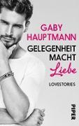Cover-Bild zu Gelegenheit macht Liebe (eBook) von Hauptmann, Gaby (Hrsg.)