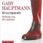 Cover-Bild zu Hengstparade (Audio Download) von Hauptmann, Gaby