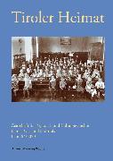 Cover-Bild zu Antenhofer, Christina (Hrsg.): Tiroler Heimat 84 (2020) (eBook)