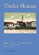 Cover-Bild zu Antenhofer, Christina (Hrsg.): Tiroler Heimat 82 (2018) (eBook)