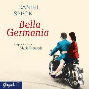 Cover-Bild zu Bella Germania (Audio Download) von Speck, Daniel