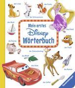 Cover-Bild zu Mein erstes Disney Wörterbuch von The Walt Disney Company (Illustr.)