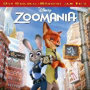 Cover-Bild zu Disney - Zoomania (Audio Download) von Bingenheimer, Gabriele