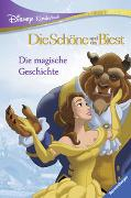 Cover-Bild zu Disney Kinderbuch Die Schöne und das Biest: Die magische Geschichte von The Walt Disney Company (Illustr.)