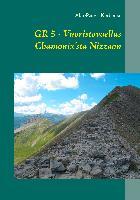 Cover-Bild zu Vuoristovaellus Chamonix'sta Nizzaan von Korhonen, Aku-Petteri