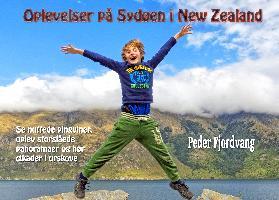 Cover-Bild zu Oplevelser på Sydøen i New Zealand von Fjordvang, Peder