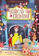 Cover-Bild zu Schloss Firlefanz 1: Schloss Firlefanz von Grimm, Sandra