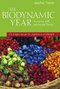 Cover-Bild zu Thun, Maria: The Biodynamic Year