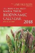 Cover-Bild zu Thun, Matthias: The North American Maria Thun Biodynamic Calendar: 2018