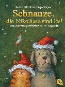Cover-Bild zu Schnauze, die Nikoläuse sind los von Angermayer, Karen Christine