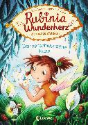 Cover-Bild zu Rubinia Wunderherz, die mutige Waldelfe - Der verschwundene Fluss (eBook) von Angermayer, Karen Christine
