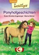 Cover-Bild zu Lesetiger - Ponyhofgeschichten von Angermayer, Karen Christine