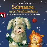 Cover-Bild zu Schnauze, es ist Weihnachten (Audio Download) von Angermayer, Karen Christine