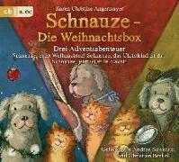 Cover-Bild zu Schnauze - Die Weihnachtsbox von Angermayer, Karen Christine