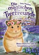 Cover-Bild zu Die magischen Tierfreunde - Henni Hamster und der Verwechslungszauber von Meadows, Daisy