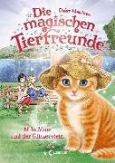 Cover-Bild zu Die magischen Tierfreunde 12 - Mila Miau und der Glitzerstein von Meadows, Daisy