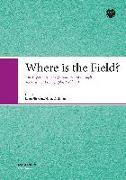 Cover-Bild zu Where is the Field? von Hirvi, Laura