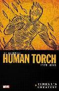 Cover-Bild zu Burgos, Carl: Timely's Greatest: The Golden Age Human Torch By Carl Burgos Omnibus