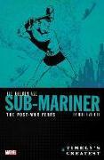 Cover-Bild zu Everett, Bill (Ausw.): Timely's Greatest: The Golden Age Sub-mariner By Bill Everett - The Post-war Years Omnibus