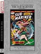 Cover-Bild zu Gerber, Steve: Marvel Masterworks: The Sub-Mariner Vol. 7