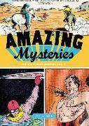 Cover-Bild zu Bill Everett: AMAZING MYSTERIES HC