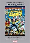 Cover-Bild zu Gerber, Steve: Marvel Masterworks: Sub-mariner Vol. 8