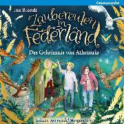 Cover-Bild zu Zaubereulen in Federland (1) Das Geheimnis von Athenaria (Audio Download) von Brandt, Ina
