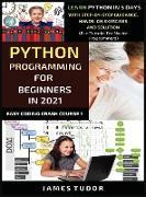 Cover-Bild zu Python Programming For Beginners In 2021 von Tudor, James