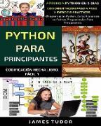 Cover-Bild zu Python para principiantes (eBook) von Tudor, James