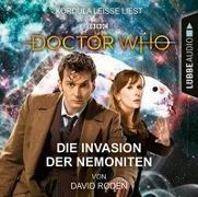 Cover-Bild zu Doctor Who - Die Invasion der Nemoniten von Roden, David
