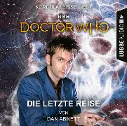 Cover-Bild zu Doctor Who - Die letzte Reise von Abnett, Dan