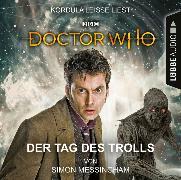 Cover-Bild zu Doctor Who - Der Tag des Trolls von Messingham, Simon