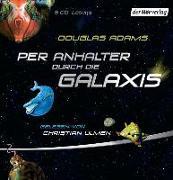 Cover-Bild zu Per Anhalter durch die Galaxis von Adams, Douglas