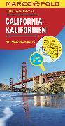 Cover-Bild zu Kalifornien. 1:800'000