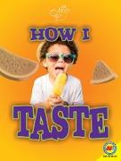 Cover-Bild zu How I Taste (eBook) von Owen, Ruth