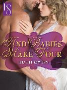 Cover-Bild zu And Babies Make Four (eBook) von Owen, Ruth