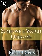 Cover-Bild zu Someone to Watch Over Me (eBook) von Owen, Ruth