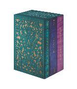 Cover-Bild zu Wilder, Laura Ingalls: Little House Hardcover 3-Book Box Set