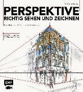 Cover-Bild zu Perspektive richtig sehen und zeichnen von Brehm, Matthew