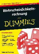 Cover-Bild zu Wahrscheinlichkeitsrechnung für Dummies (eBook) von Rumsey, Deborah J.